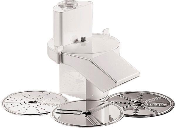 BOSCH Durchlaufschnitzler MUZ6DS3 weiß Küchenmaschinen SOFORT LIEFERBARE Haushaltsgeräte