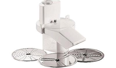 BOSCH Durchlaufschnitzler MUZ6DS3, Zubehör für Bosch Küchenmaschinen MUM6 kaufen