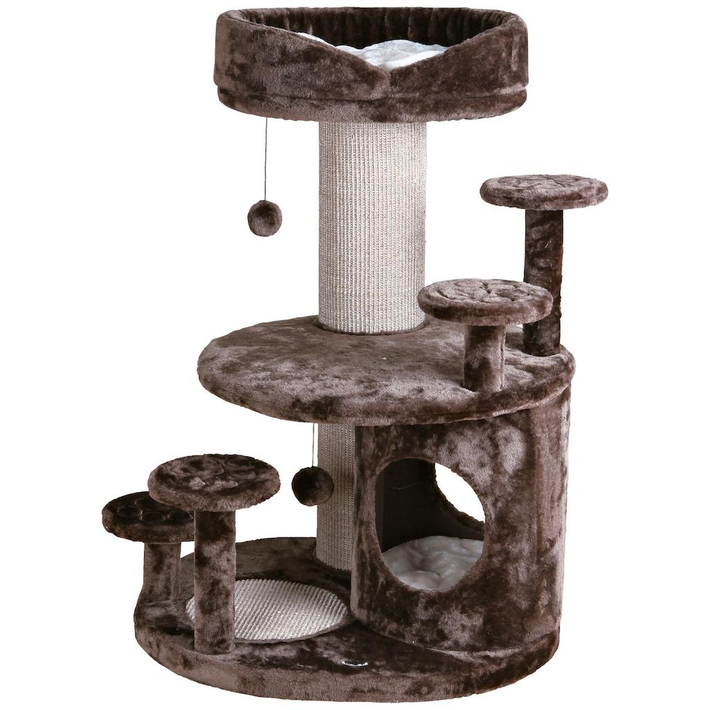 TRIXIE Kratzbaum »Emil«, hoch, für Senioren, BxTxH: 69x59x96 cm