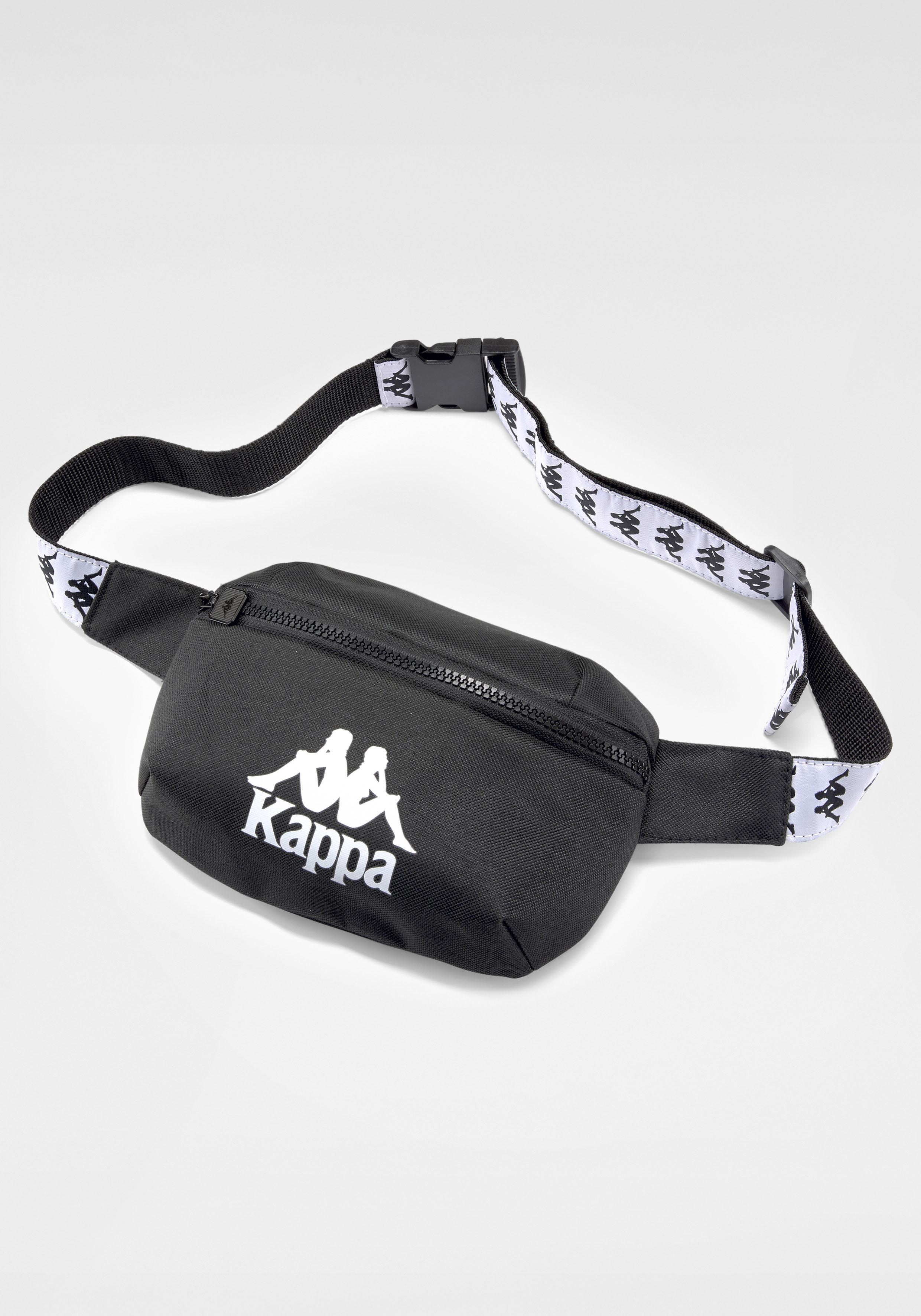 Kappa Gürteltasche Belt bag schwarz Taschen Unisex