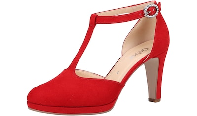 Gabor High-Heel-Pumps »Veloursleder« kaufen