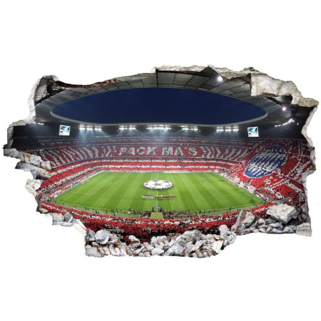 Wall-Art Wandtattoo »FCB Stadion Pack Ma's«