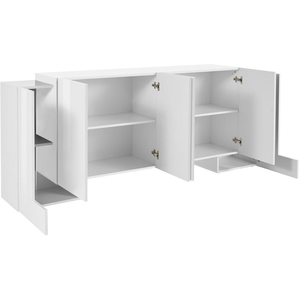 Tecnos Sideboard »Pillon«, Breite 210 cm
