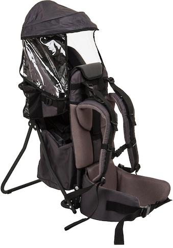 Fillikid Rückentrage »Explorer grau«, bis 20 kg kaufen