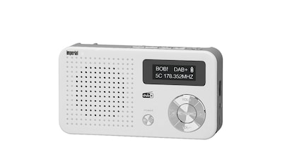 IMPERIAL Digitalradio (DAB+) »DABMAN 13«, ( Digitalradio (DAB+)-FM-Tuner ), (UKW, USB, MicroSD, Akku- und Batteriebetrieb) kaufen
