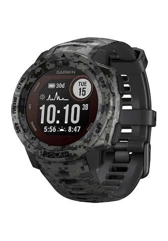 "Garmin Smartwatch »Instinct Solar Camo Edition« (2,3 cm/0,9 "" kaufen"