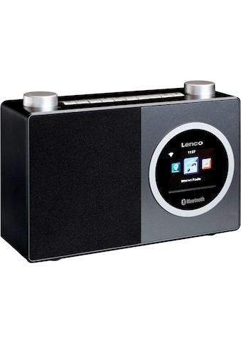 Lenco »DIR - 70« Internet - Radio (Digitalradio (DAB+),FM - Tuner,Internetradio, 3 Watt) kaufen