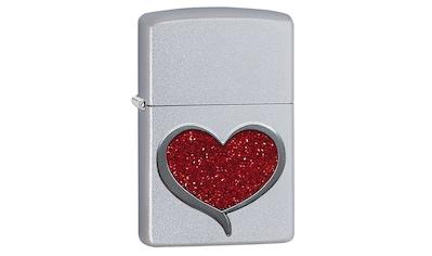 Zippo Feuerzeuge, »Glitter Heart« kaufen