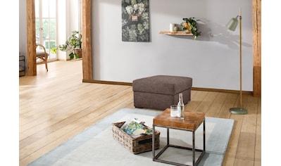 Premium collection by Home affaire Hocker »Garda«, passend zur Garda-Serie kaufen