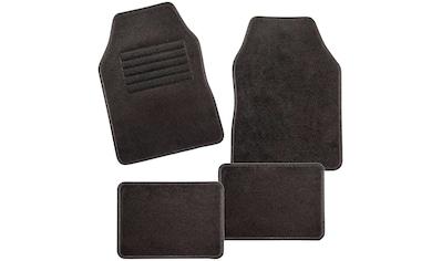 CarFashion Auto-Fußmatten »Misano«, (4 St.) kaufen