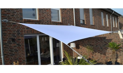 Floracord Sonnensegel, BxT: 400x300 cm, weiß kaufen