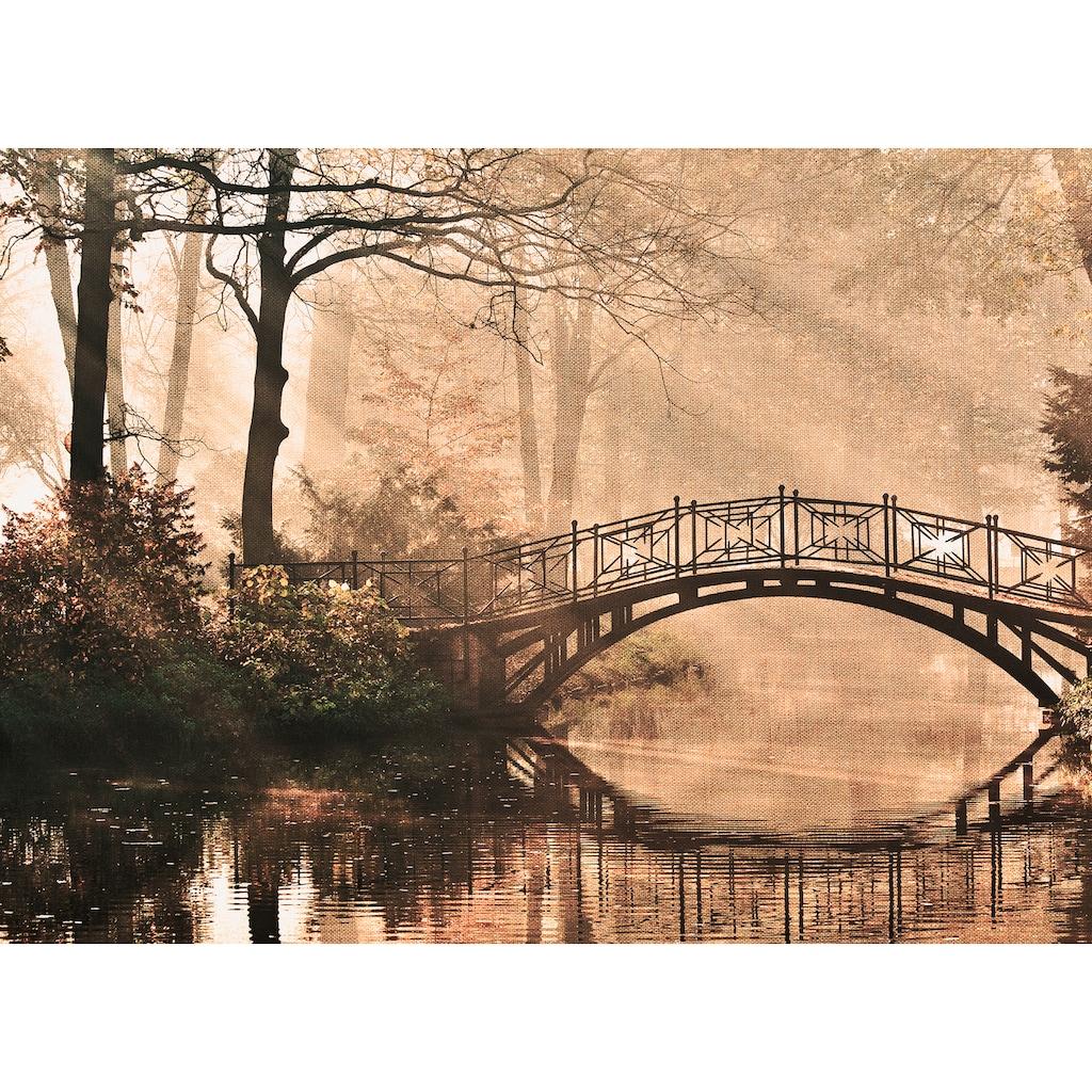 living walls Fototapete »Designwalls Park Bridge 2«