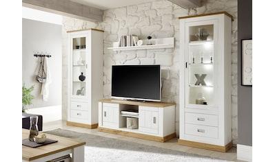 Home affaire Wohnwand »Orlando« (Set, 4 - tlg) kaufen
