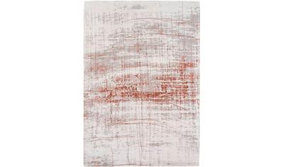 louis de poortere Teppich »GRIFF«, rechteckig, 3 mm Höhe, Flachgewebe, modernes... kaufen