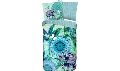 hip Wendebettwäsche »Isara«, mit Mandalas und Elefant kaufen