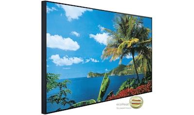 Papermoon Infrarotwandheizung »St. Lucia«, sehr angenehme Strahlungswärme kaufen