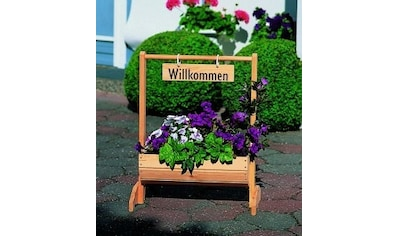 promadino Pflanzkübel »Willkommen« kaufen
