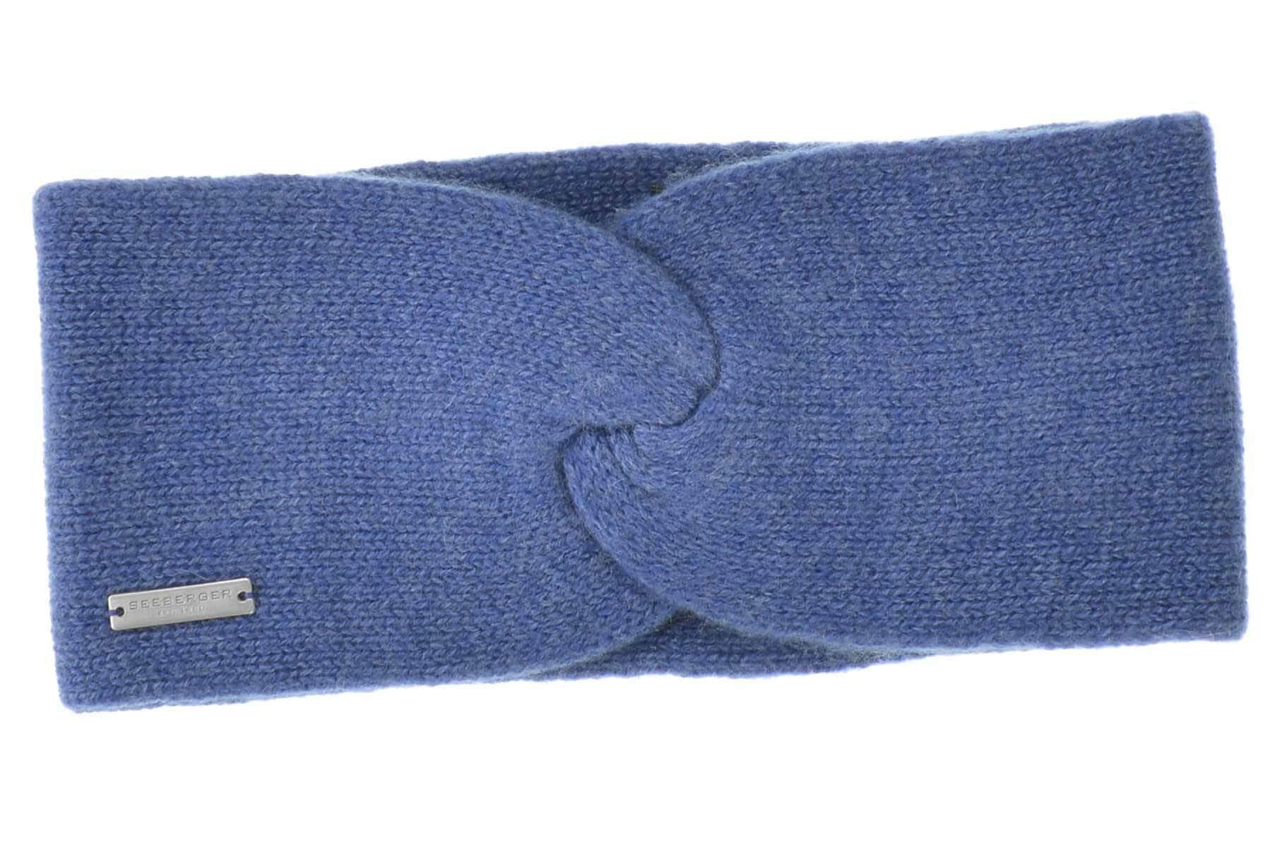 seeberger -  Haarband Stirnband mit Knotendetail in 100% Cashmere 17325-0