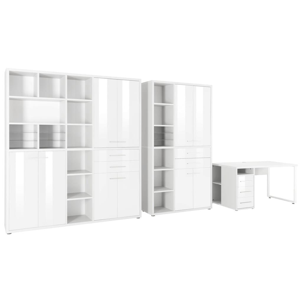 Maja Möbel Büro-Set »1391«, (Set, 3 tlg.)