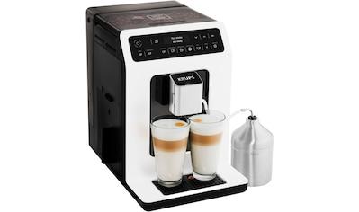 Krups Kaffeevollautomat EA8911 Evidence, 2,1l Tank, Kegelmahlwerk kaufen