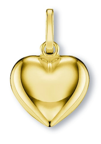 ONE ELEMENT Herzanhänger »Herz Anhänger aus 333 Gelbgold« kaufen