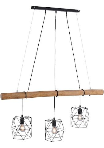 Leuchten Direkt Pendelleuchte »EDGAR«, E27, Hängeleuchte, Hängelampe kaufen