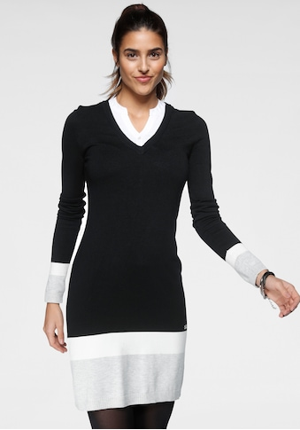 TOM TAILOR Polo Team Strickkleid kaufen