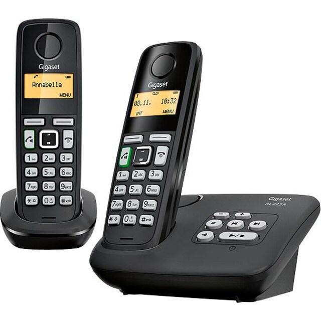 Gigaset »AL225 A« Schnurloses DECT-Telefon (Mobilteile: 1)