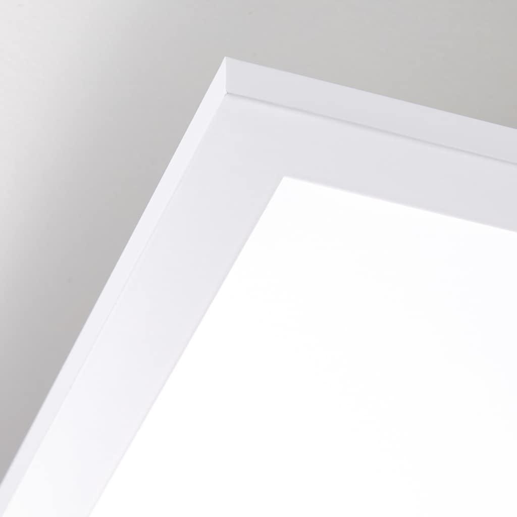 Brilliant Leuchten Buffi LED Deckenaufbau-Paneel 120x30cm weiß/kaltweiß