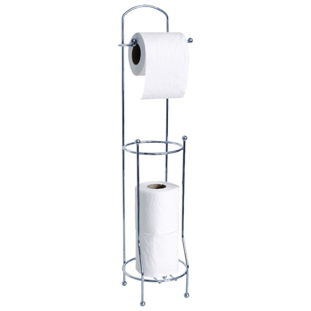MSV Toilettenpapierhalter, verchromt