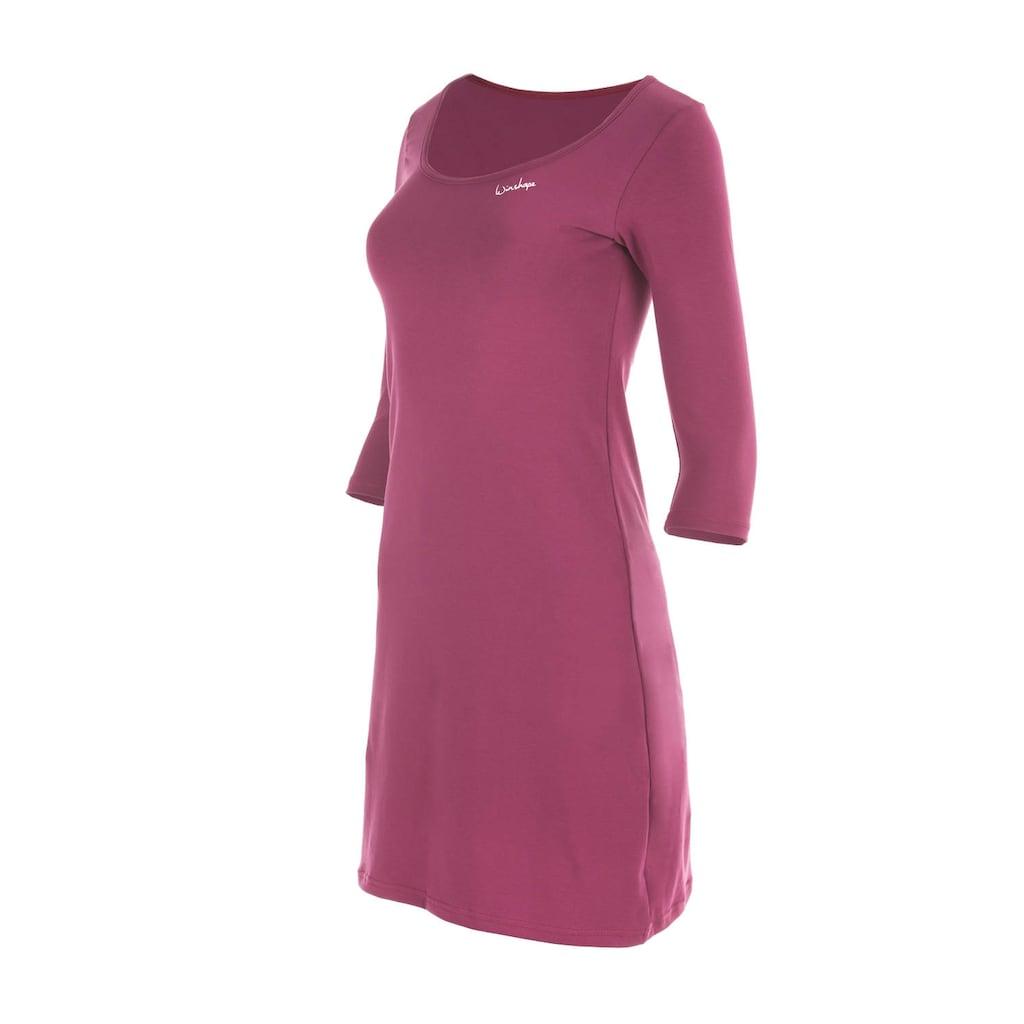 Winshape A-Linien-Kleid »WK2«, 3/4-Arm
