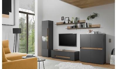INOSIGN Wohnwand »CiTY Kombi 20«, (Set, 5 tlg.), Breite ca. 350 cm kaufen