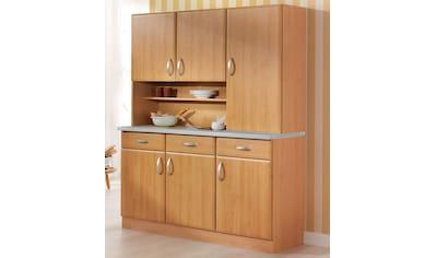 wiho Küchen Küchenbuffet »Küchenbuffet Prag, Breite 150 cm« kaufen