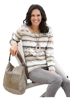 06cd30f897 Casual Looks Pullover im attraktiven Streifenmuster kaufen