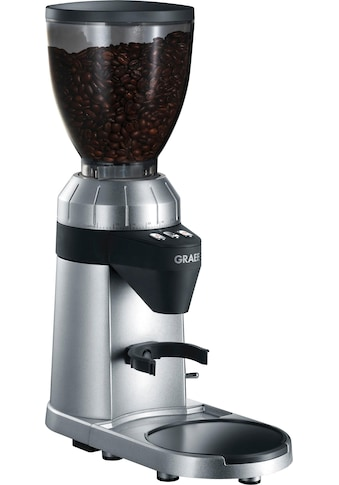 Graef Kaffeemühle »Kaffeemühle CM 900«, mit automatischer Dosierung, Aluminium... kaufen