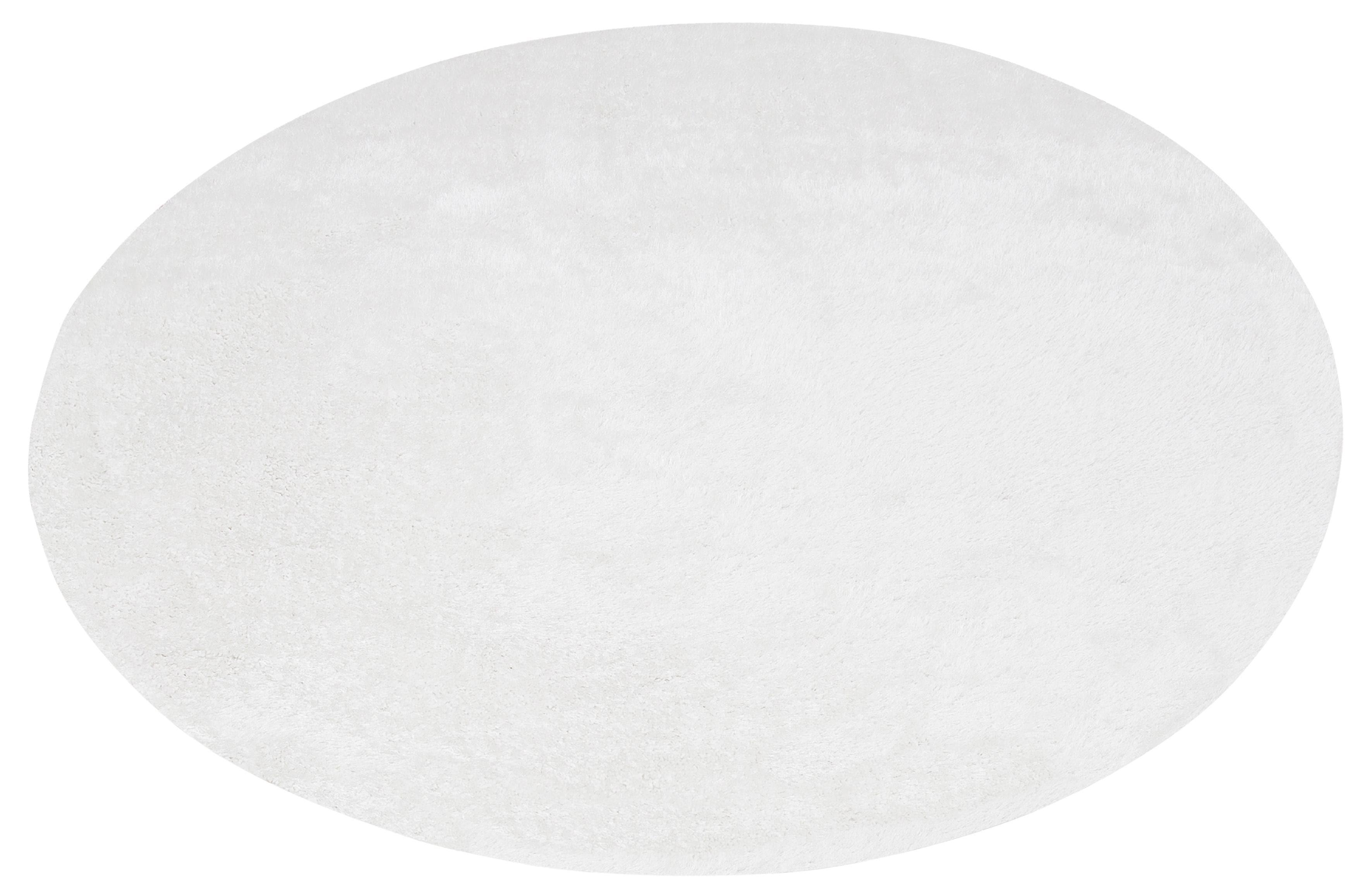 Hochflor-Teppich Mikro Soft Ideal my home rund Höhe 30 mm maschinell gewebt