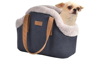 HEIM Tiertransporttasche, BxTxH: 43x20x34 cm kaufen