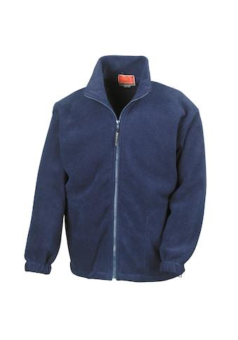 Result Fleecejacke »Herren Fleece - Jacke, Antipilling« kaufen
