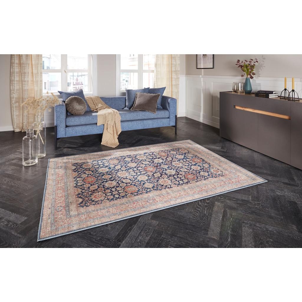 ELLE Decor Teppich »Mahal«, rechteckig, 5 mm Höhe, Orient-Optik, Wohnzimmer