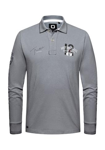 CODE - ZERO Poloshirt »12M Solent LS Polo« kaufen
