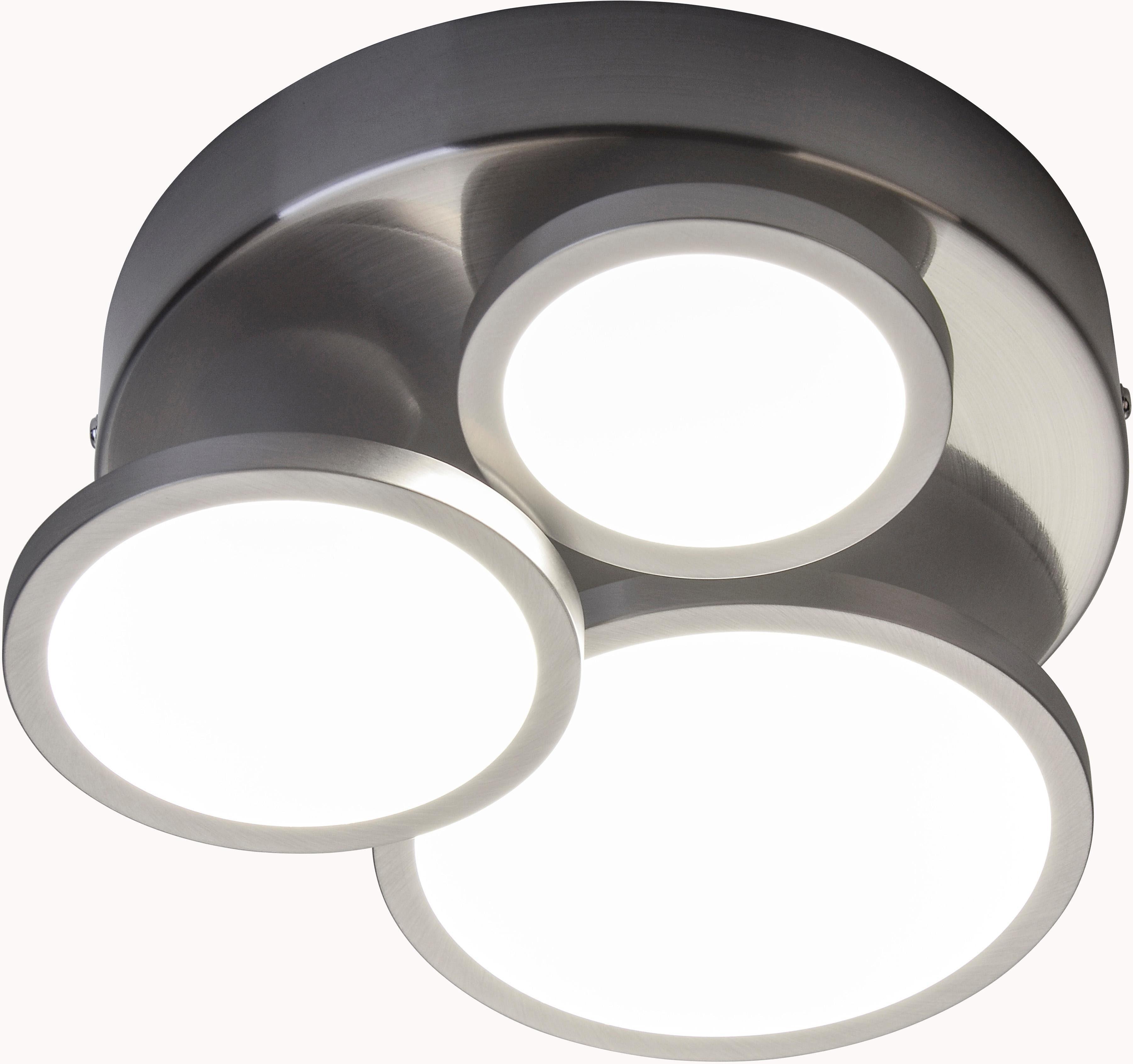 Nino Leuchten LED Deckenleuchte Neo, LED-Board, 1 St., Warmweiß, LED Deckenlampe