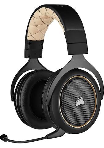 Corsair »HS70 PRO Wireless Carbon« Gaming - Headset kaufen