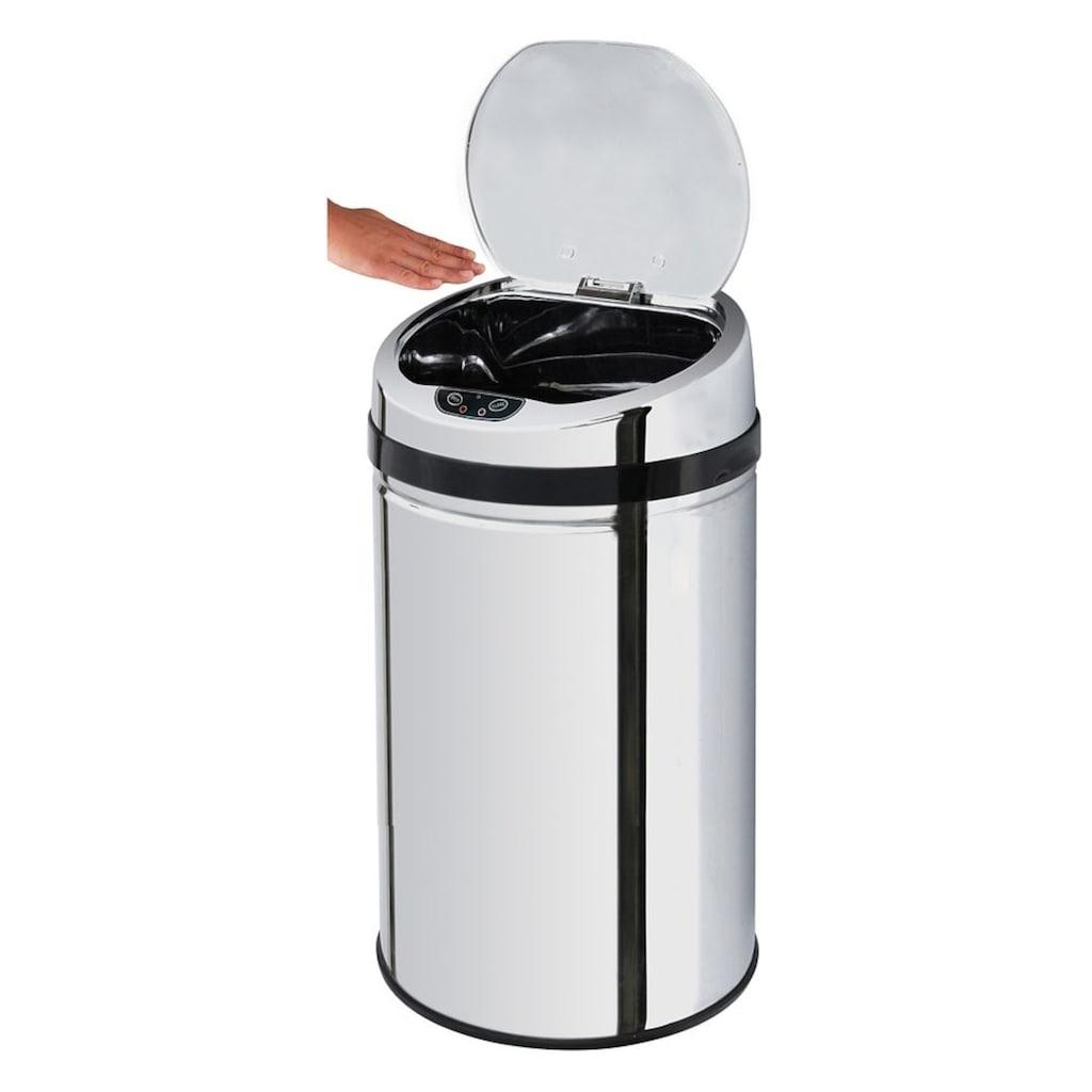 ECHTWERK Mülleimer »INOX«, Infrarot-Sensor, Fassungsvermögen 30 Liter