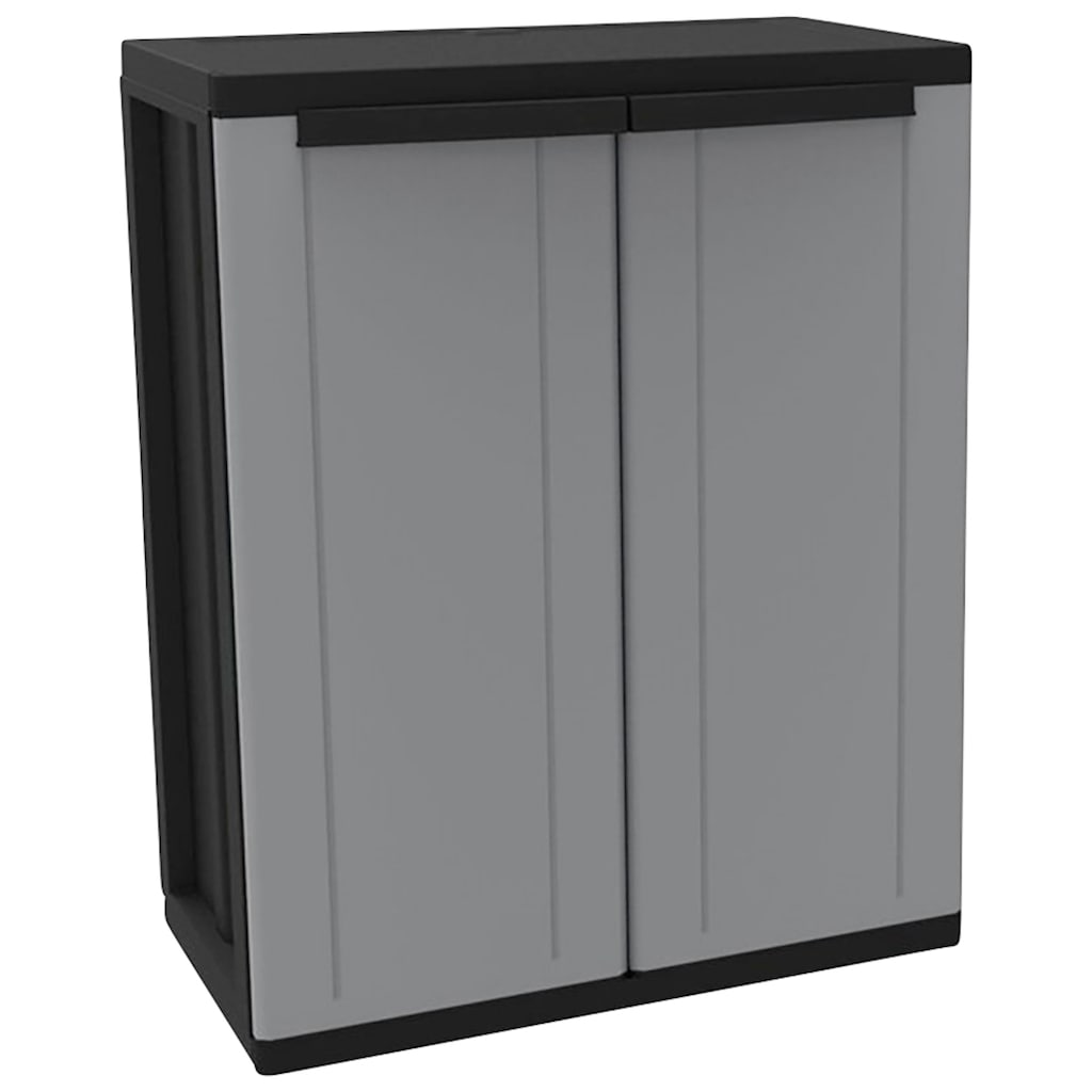 Kreher Mehrzweckschrank, B/T/H: 68x37,5x85-163,5 cm, abschließbar