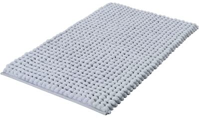 Badematte »Celine«, Kleine Wolke, Höhe 40 mm, rutschhemmend beschichtet, fußbodenheizungsgeeignet kaufen