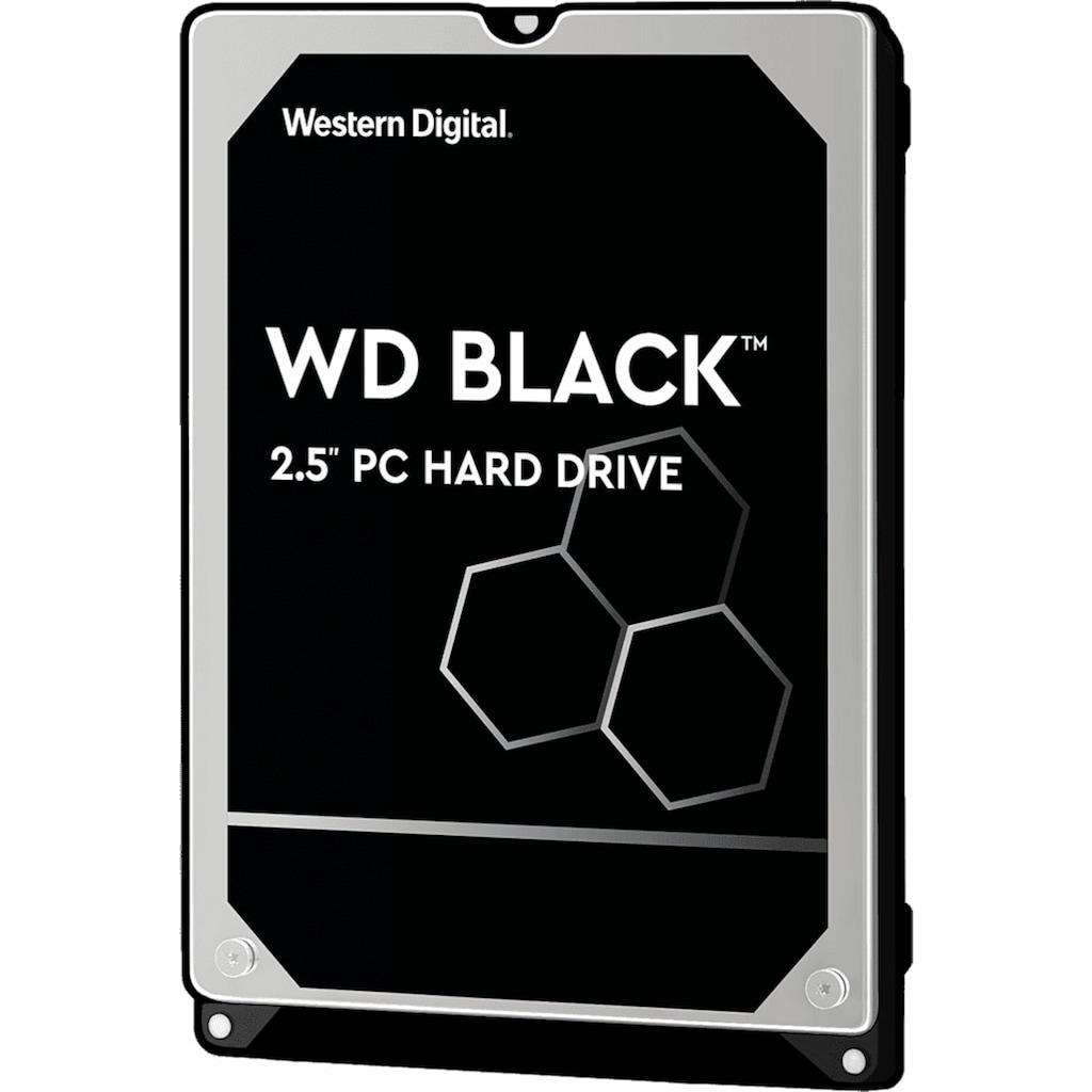 Western Digital HDD-Festplatte »WD Black Mobile 1TB«, Bulk