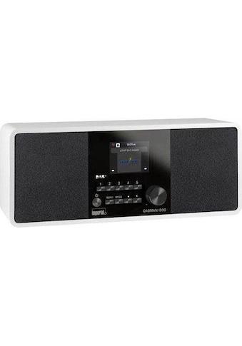 IMPERIAL Digitalradio (DAB+) »DABMAN i200«, (LAN (Ethernet)-WLAN Digitalradio... kaufen