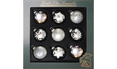 Krebs Glas Lauscha Weihnachtsbaumkugel kaufen