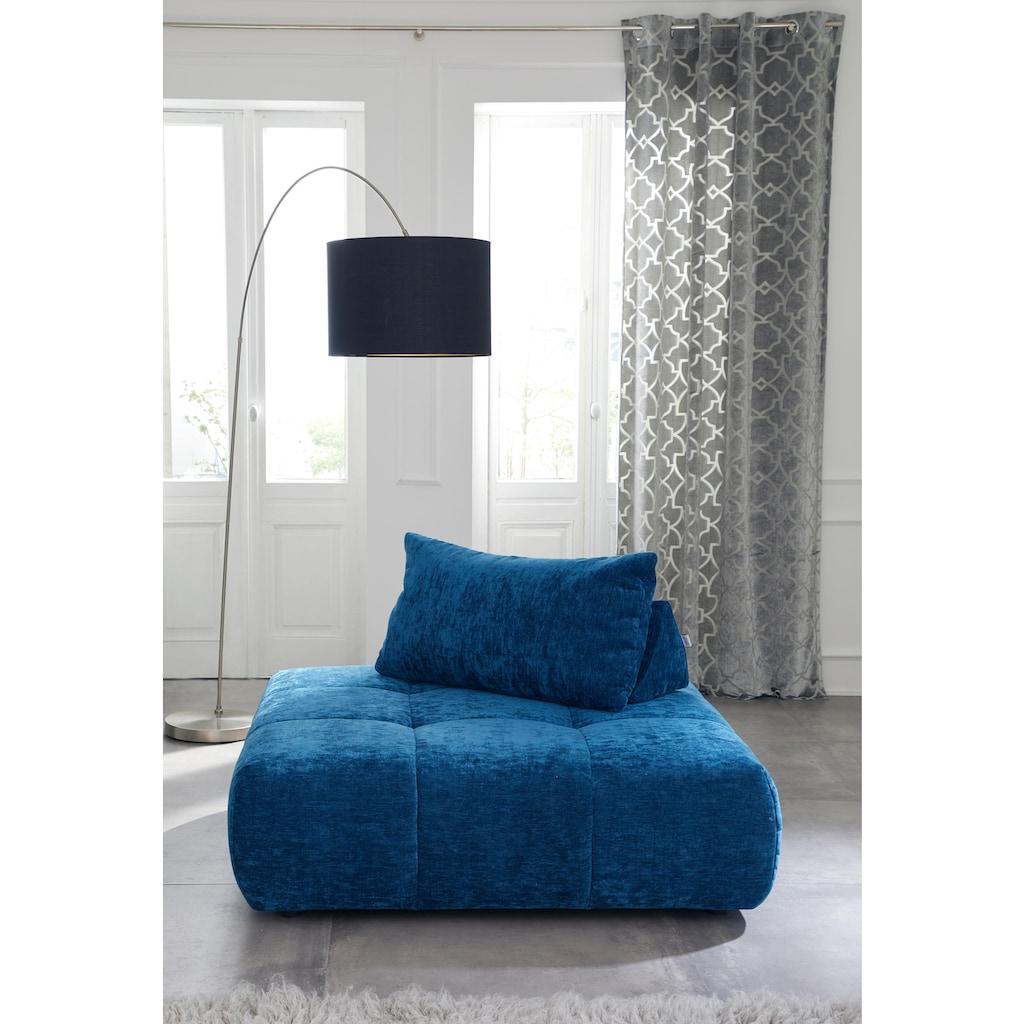 Vorhang, »Frozen Velvet«, Guido Maria Kretschmer Home&Living, Ösen 2 Stück