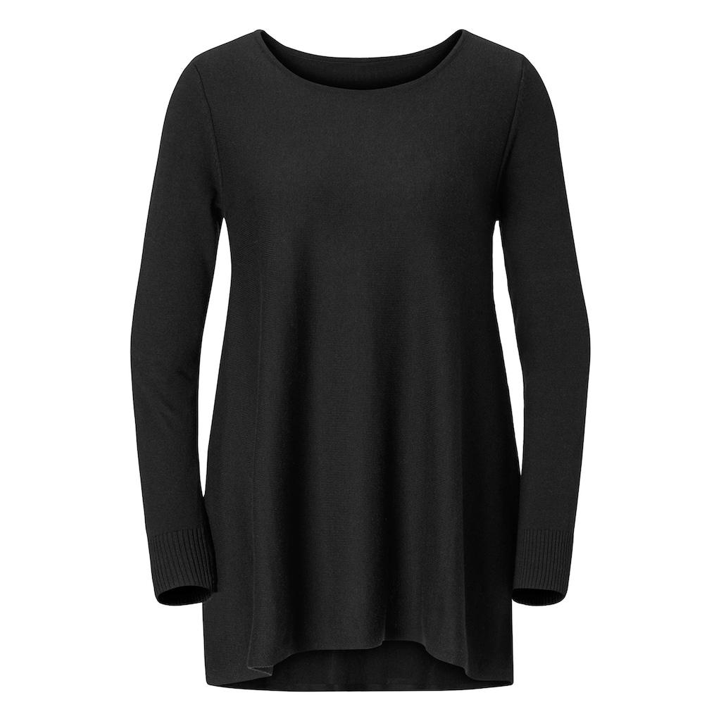 creation L Rundhalspullover »Pullover«